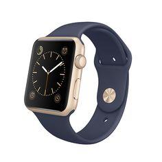Jämför priser på Apple Watch Sport 42mm with Sport Band - Hitta bästa pris på Prisjakt