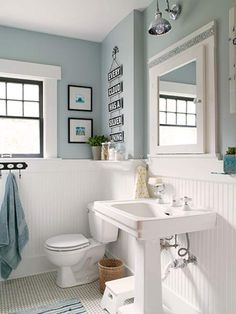 Cottage bathroom design ideas (41)