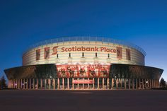 Scotiabank Place - Home of the Ottawa Senators O Town, Tourism, How To Memorize Things, In This Moment, Amazing, Places, Hockey, Sports, Travel