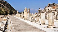 Carnet de voyage : Turquie du sud-ouest : Ephese #ephese #turquie #turkey #bodrum