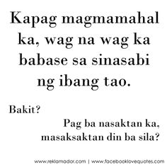 Tagalog Quotes Best Tagalog Love Quotes  Mrreklamador  Quotable Quotes