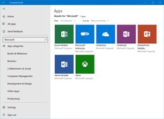 Today Microsoft update Company Portal app for Windows 10 and other platforms. Microsoft post new post about how to update or install app to your clients devices in many scenarios.   #Intune #Microsoft #News