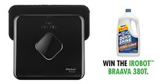 Quick Shine® Giveaway! Enter to win a iRobot™ Braava 380T! http://woobox.com/jyvpmv  Winner To Be Announced: March 31, 2015