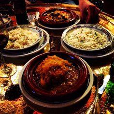 Restaurantes de cocina de todo el mundo en Madrid