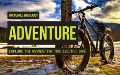 The electric mountain bike was created in the early 1970s and was a good outgrowth from the recent surge within the demand for bicycling.