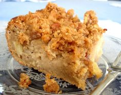 Moist passover apple cake recipe
