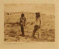 Hopi farmers, Seattle E.S. Curtis 1906