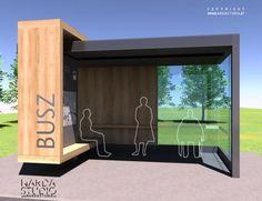 Architecture Career, Architecture Design, Urban Furniture, Street Furniture, Bus Stop Design, Bus Shelters, Shelter Design, Retreat House, Bus Terminal