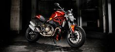 Ducati Monster 1200 - edizione limitata Monster Hunter