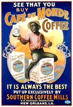 Vintage Coffee Ads-Photo 1