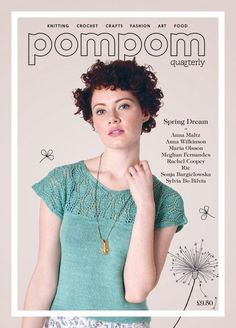 Pom Pom Quarterly №8 Spring 2014 dergi