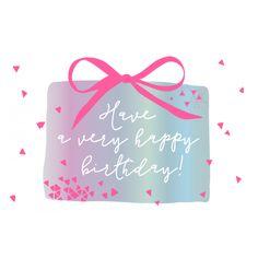 Happy birthday ༺♥༻