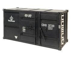 Rack Container