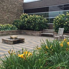 Dublin Methodist Hospital Healing Garden
