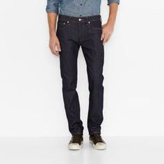 Levi's 511 Slim Fit Stretch Jeans - Men's 34x36