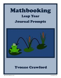 A Math Journal is a great way to promote your students' abilities to learn and grow through words, numbers and even drawing.  Print and cut out as ...