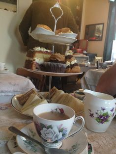 Soho's Secret Tea Room in London, Greater London