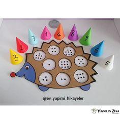 Kindergarten Math Activities, Preschool Learning Activities, Preschool Classroom, Toddler Activities, Preschool Activities, Teaching Kids, Emotions Preschool, Numbers Preschool, Preschool Colors