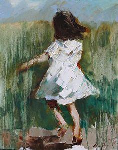 Susie Pryor - Emerald Waters