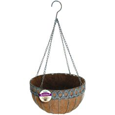 Find Gardman Duchess Hanging Basket with Liner at Bunnings Warehouse. Visit your local store for the widest range of garden products. Christmas 2016, Hanging Baskets, Fairy Lights, Planter Pots, Range, Candles, Garden Products, Warehouse, Jars