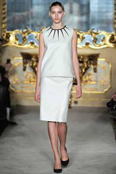 Marco de Vincenzo | Fall 2012 Ready-to-Wear Collection | Vogue Runway