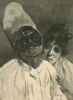 Commedia dell'Arte - Pulcinella