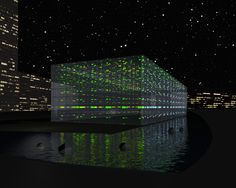 Water Pavilion, by Stephen Yablon Architecture New York, NY