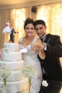 Andressa e Felipe! História Linda! Vai lá no Blog dá uma olhadinha e se inspirar com esse casamento Lindo!