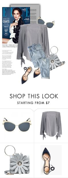 """""""TwinkleDeals.com"""" by monmondefou ❤ liked on Polyvore featuring GE, J.Crew and Wrap"""