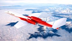An Aerion AS2 Supersonic Jet Will Set You Back $120 Million #supersonicjet #120million http://luxatic.com/an-aerion-as2-supersonic-jet-will-set-you-back-120-million/
