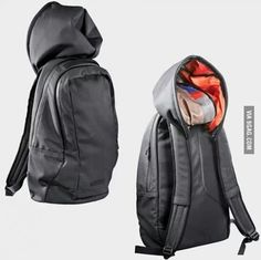 """The """"back pack hoodie"""" are becoming really popular in Mexico."""