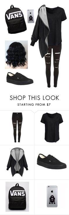 """""""Untitled~ 242"""" by uniqueruby ❤ liked on Polyvore featuring River Island, New Look, Vans, women's clothing, women, female, woman, misses and juniors"""