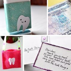 Shhhhhhhhh - 10 Secret Tooth Fairy Projects @Spoonful