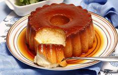 pudim de iogurte Bolo Flan, Flan Cake, Yogurt, Mousse, How Sweet Eats, Chocolate, Delish, Sweet Tooth, French Toast