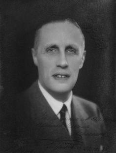"""Prince Gavril Konstantinovich of Russia in exile"""