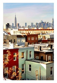 Items similar to Metallic Photo Prints - The Boroughs Set of 2 - Metallic Prints. New York City. on Etsy Brooklyn Image, We Built This City, Brooklyn Neighborhoods, Old Apartments, New Amsterdam, House Viewing, New York Life, City That Never Sleeps, Places Of Interest