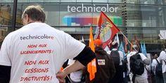 Tecnicolor : l'usine d'Angers placée en liquidation judiciaire