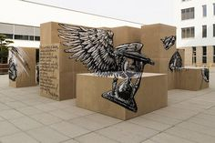 Optical Illusions With Street Art Style -6