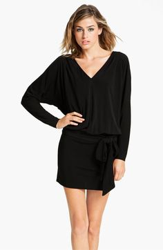 Haute Hippie Dolman Dress available at #Nordstrom