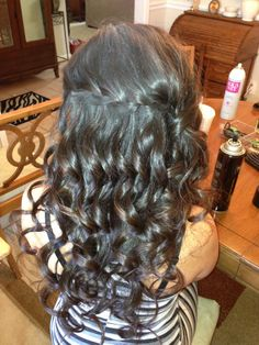 Prom hair Prom Hairstyle
