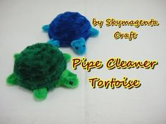 How To Create a Cute Pipe Cleaner Snail - DIY Crafts Tutorial - Guidecentral - YouTube