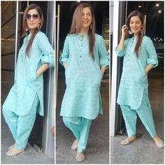 Pakistani Fashion Party Wear, Pakistani Fashion Casual, Pakistani Outfits, Simple Pakistani Dresses, Pakistani Dress Design, Pakistani Bridal, Stylish Dresses For Girls, Stylish Dress Designs, Modesty Fashion