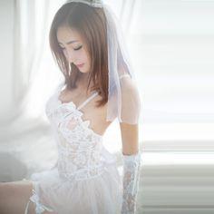 7d54aee2a lingerie for women Picture - More Detailed Picture about Porn Erotic  Lingerie For Women Cosplay White Bride Wedding Dress Uniform Sexy Lingerie  Hot ...