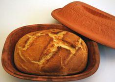 Házi fehér kenyér Pataki tálban Pastry Recipes, Bread Recipes, Vegan Recipes, Cooking Recipes, Hungarian Recipes, Baking And Pastry, Bread And Pastries, Pressure Cooker Recipes, Sweet Bread