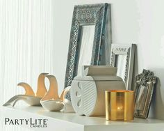 From the Jonathan Adler Line, just gorgeous and 50% off!!!  Hurry Hurry Hurry, www.partylite.biz/supermommy