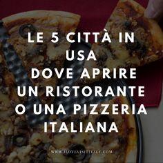 come aprire un ristorante italiano in USA e dove