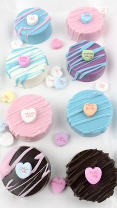 9 Ways to Ruin Sweets with Candy Hearts | SHUGGILIPPO - A Los Angeles Millennial Lifestyle