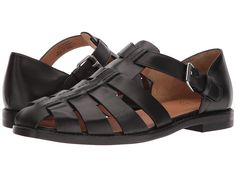 SEE IT - Church's Fisherman Sandal (Black) Men's Sandals Worship your incredible sense of style when you're flaunting the Fisherman Sandals from Church's. Ankle strap with. Black Sandals, Leather Sandals, Shoes Sandals, Slipper Sandals, 1950s Shoes, Expensive Shoes, Mens Fashion Shoes, Fashion Sandals, Buy Shoes