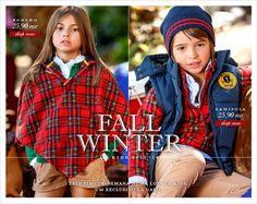 Fall-Winter 2013 LA Kids Collection. Numa loja Lanidor Kids ou em www.lanidor.com. // In stores or at www.lanidor.com.