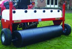 60 inch Heavy duty roller attachment. Towable field rollers to maintain your horse paddock, can also be use for garden lawns. Field rollers ensure healthy grass growth for good paddock maintenance. For more info: http://www.fresh-group.com/field-rollers.html